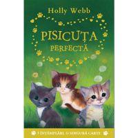 CPBPML137_001w Carte Editura Litera, Pisicuta perfecta, Holly Webb