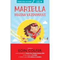 CPBPML144_001w Carte Editura Litera, Mariella, regina vazduhului, Eoin Colfer