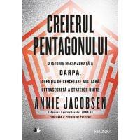 Carte Editura Litera, Creierul pentagonului, Annie Jacobsen