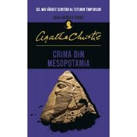 Carte Editura Litera, Crima din Mesopotamia, Agatha Christie