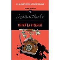 Carte Editura Litera, Crima la Vicariat, Agatha Christie