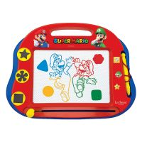 CRNI550_001w Tableta de desenat magnetica Lexibook Super Mario