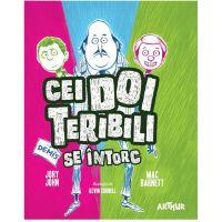 CTERIB2_001 Carte Editura Arthur - Cei doi teribili se intorc, Volumul 2