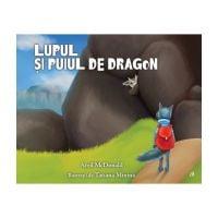 Lupul si puiul de dragon, Avril McDonald