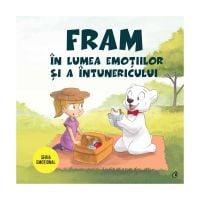 Fram in lumea emotiilor si a intunericului, Irina Forgaciu