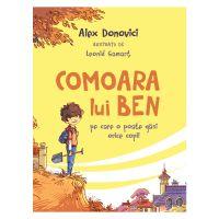 Comoara lui Ben Editia II, Alex Donovici