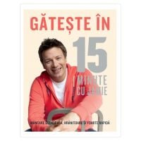 Gateste in 15 minute cu Jamie, Jamie Oliver