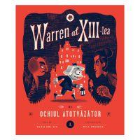 Warren al XIII-lea si ochiul atotvazator vol. I, Tania del Rio