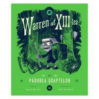 Warren al XIII-lea si padurea soaptelor vol. II, Tania del Rio