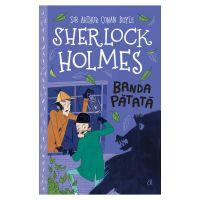 Sherlock Holmes. Banda patata, Stephanie Baudet