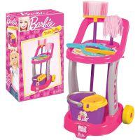 D01970_001w Troler cu accesorii de curatenie Barbie