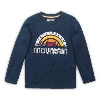 20203152 Tricou cu maneca lunga Mountain Dj Dutchjeans