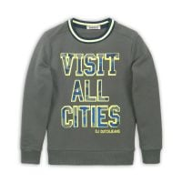 20203161 Bluza sport Visit all cities Dj Dutchjeans