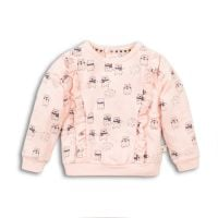 20203026 Bluza cu volanase Little Bears Dirkje