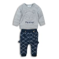 20203099 Set bluza si pantaloni Play all day! Dirkje