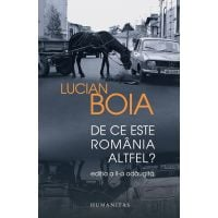 De ce este Romania altfel?, Lucian Boia