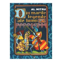Din marile legende ale lumii, Alexandru Mitru