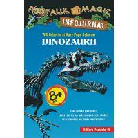 Dinozaurii. Infojurnal, Mary Pope Osborne