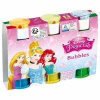 Disney Princess - Set 3 tuburi baloane de sapun
