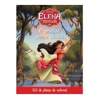 Disney Printese - Elena din Avalor. O printesa pentru Avalor (32 planse de colorat)