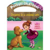 CDPOV81_001w Disney Junior Fancy Nancy, Dezastrul de la concursul canin