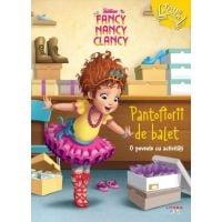 CDPOV79_001w Disney Junior Fancy Nancy Clancy, Pantofiorii de balet