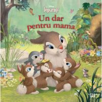 CDPOV69_001w Disney Iepurasi, Un dar pentru mama