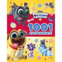 CDCA75_001w Disney Junior - Prietenii catelusi 1001 de autocolante