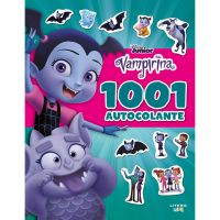 CDCA76_001w Disney Vampirina - 1001 de autocolante