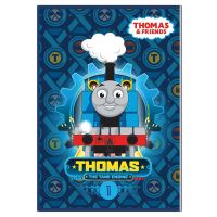 DK000570411_001w Set stickere Thomas and Friends, 10 x 22 cm