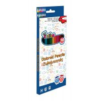 DK000646082_001w Set de 12 creioane colorate, The Littlies