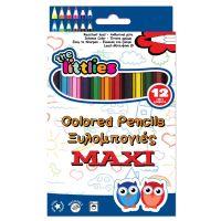 DK000646231_001w Set de 12 creioane colorate, The Littless
