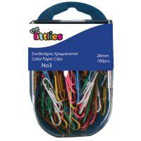 DK000646652_001w Set de agrafe colorate, The Littlies