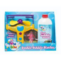 DKF8205_001w Lansator de balone duble bubble, Fru Blu