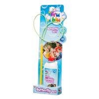 DKF8215_001w Set baloane de sapun cu Fluture, Fru Blu