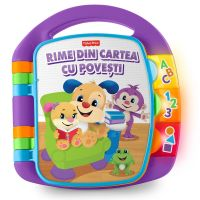 DKJ99_001w Carticica de povesti Fisher Price, Laugh and Learn