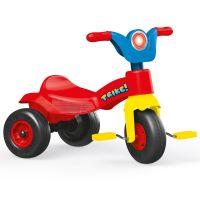 DOLU7040_001w Tricicleta pentru copii Dolu, Rosu
