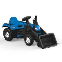DOLU8047_001w Tractor cu pedale si excavator Dolu 6400