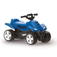 DOLU8065_001w Masinuta cu pedale Dolu ATV Off Road, Albastru