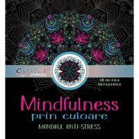 Mindfulness prin culoare, mandale anti-stress