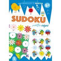 DPH0738_001w Carte Editura DPH, Sudoku pentru copii