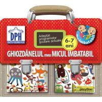 Editura DPH, Micul Imbatabil - Ghiozdanelul meu Micul Imbatabil - 6-7 ani
