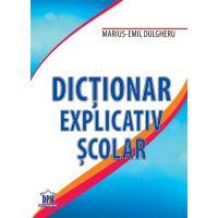Carte Editura DPH, Dictionar explicativ scolar