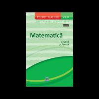 Pocket Teacher Matematica, ecuatii si functii - ghid pentru clasele VII-X, Siegfried Schneider