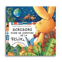 DPH1919_001w Carte Editura DPH, Scrisori pline de aventuri de la Felix