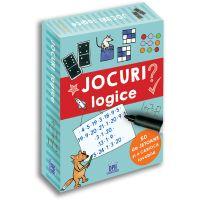 Editura DPH, Jocuri logice - 50 de jetoane
