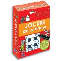 Editura DPH, Jocuri de istetime - 50 de jetoane