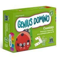 Editura DPH, Genius Domino - Multimi si numere de la 1 la 10