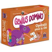 Editura DPH, Genius Domino - Operatii pana la 100