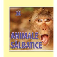 Animale salbatice, carte pliata